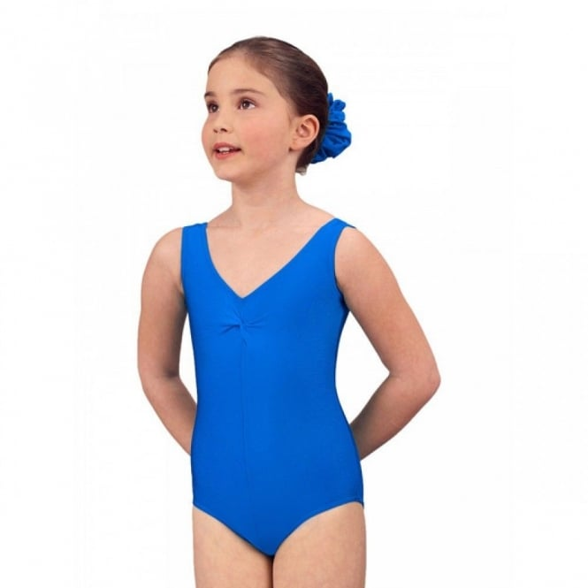 1ST POSITION Ruched Front Leotard