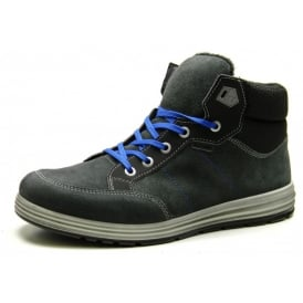 Bayo Tex Blue Laced Boot