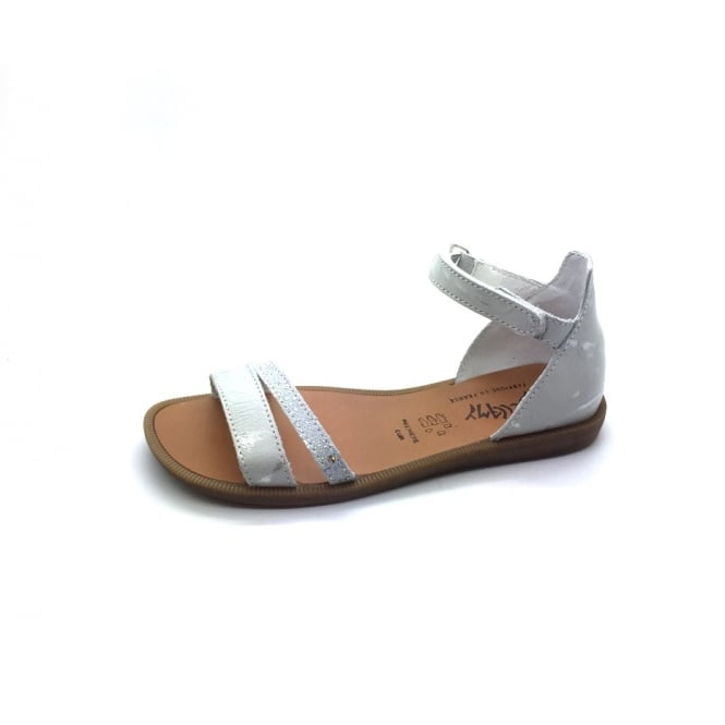 BELLAMY Jozet Closed Heal Open Toe Sandal