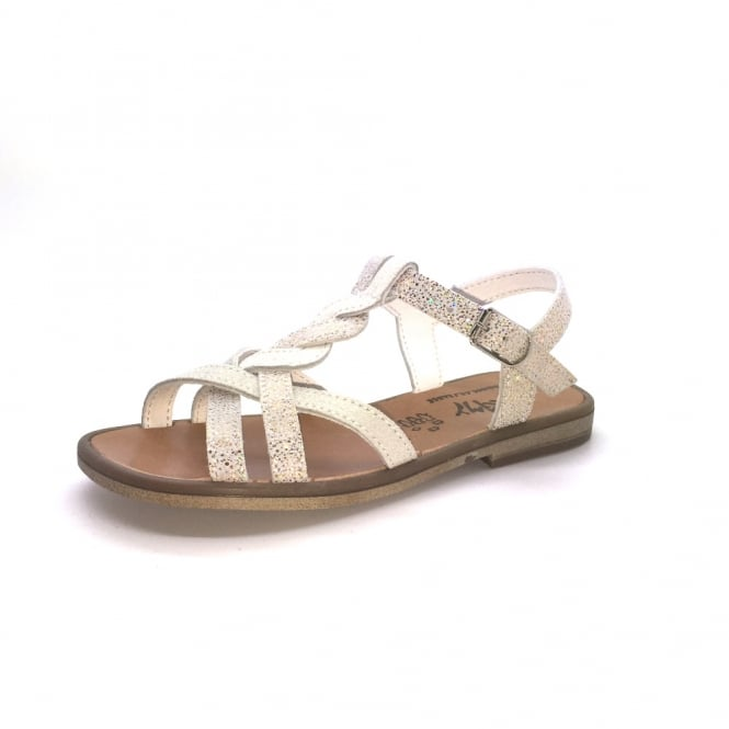 BELLAMY Snoopy Leather Sandal