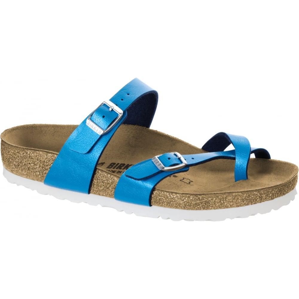e53250fce3e BIRKENSTOCK Mayari Graceful Ocean - Girls from Childrens shoe company UK