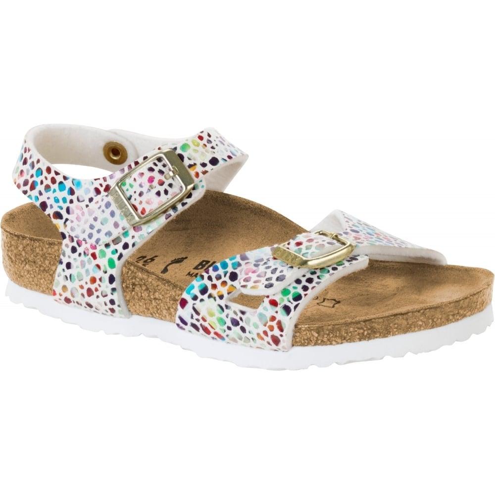 7ca437daa3df BIRKENSTOCK Rio Kids Oriental Mosaic - Girls from Childrens shoe ...