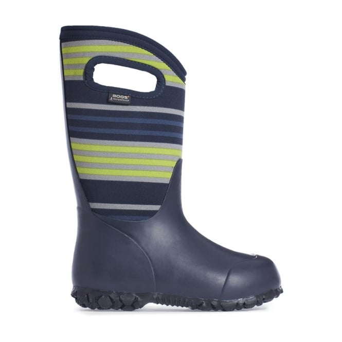 BOGS Durham Stripe Wellies