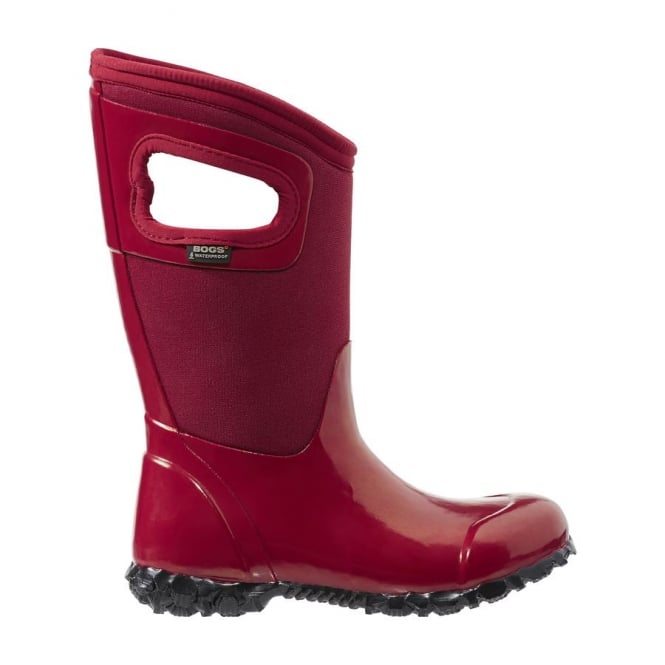 BOGS Northampton Solid Colour Wellies