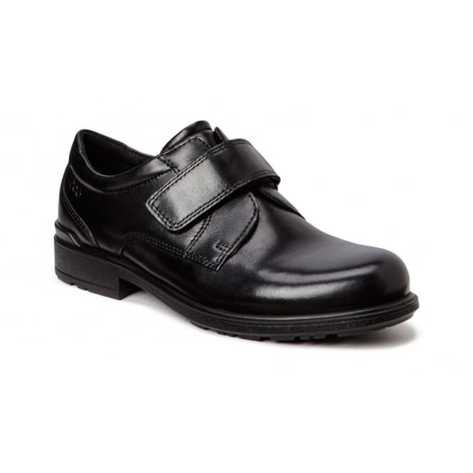 ECCO Single Velcro Classic Black
