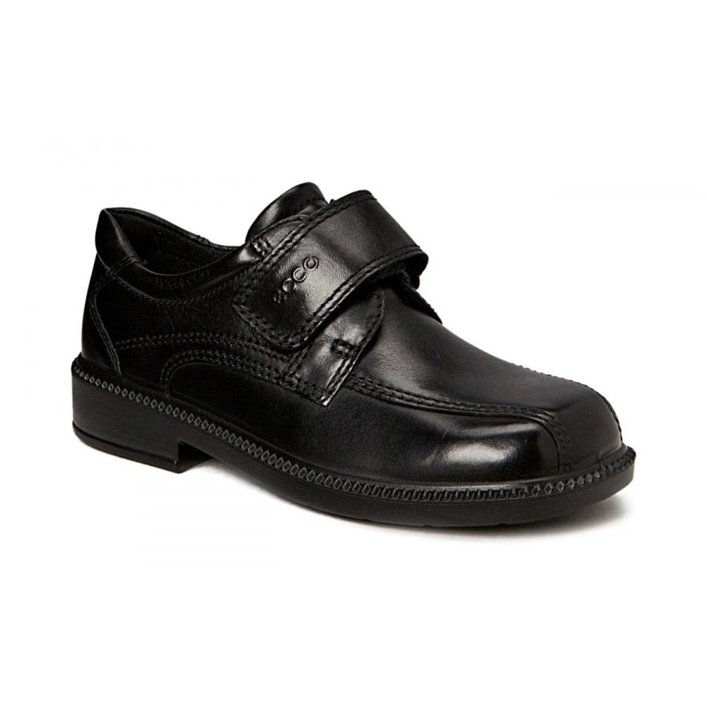 Black School Shoes Junior