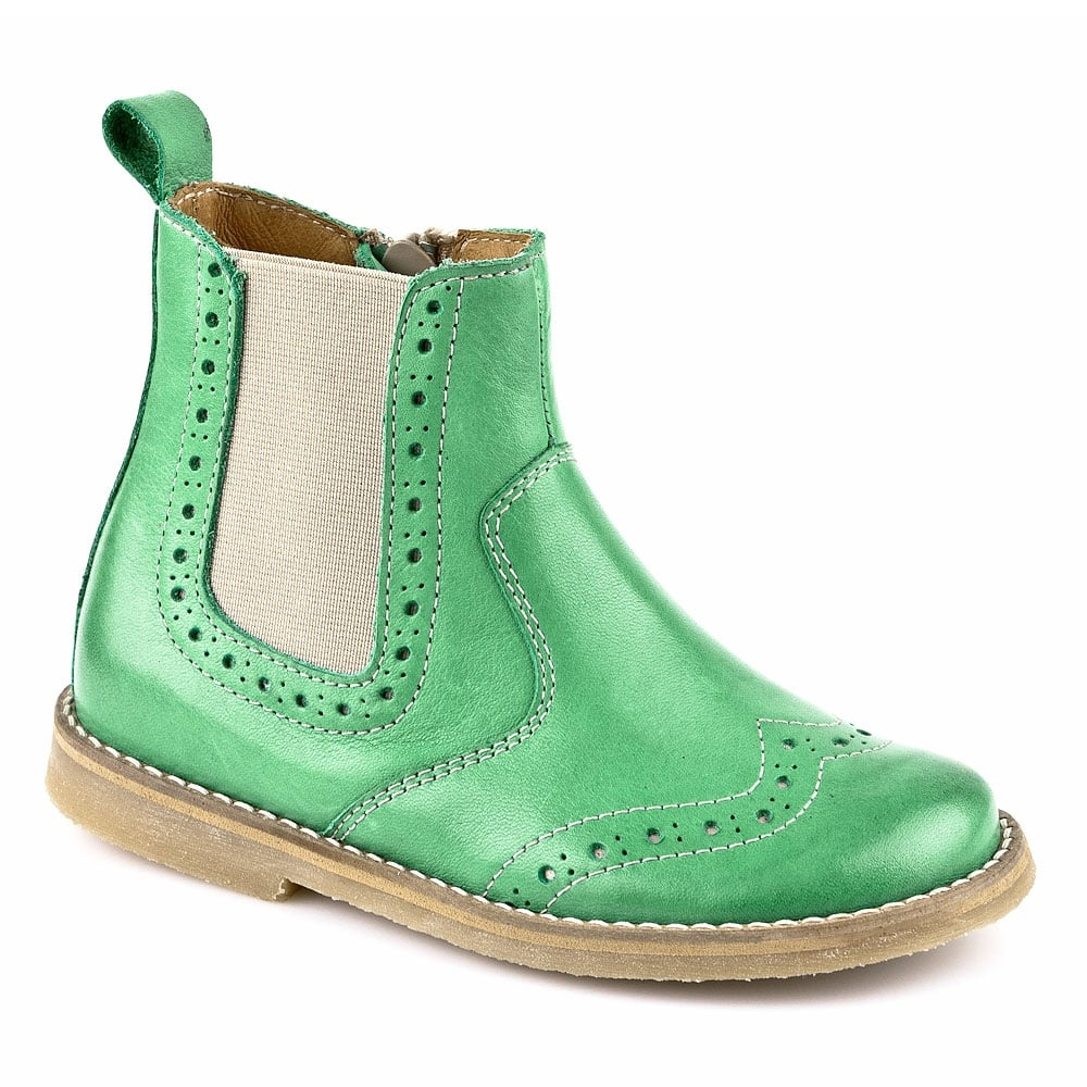 33745752447 FRODDO Chelsea Boot - Girls from Childrens shoe company UK