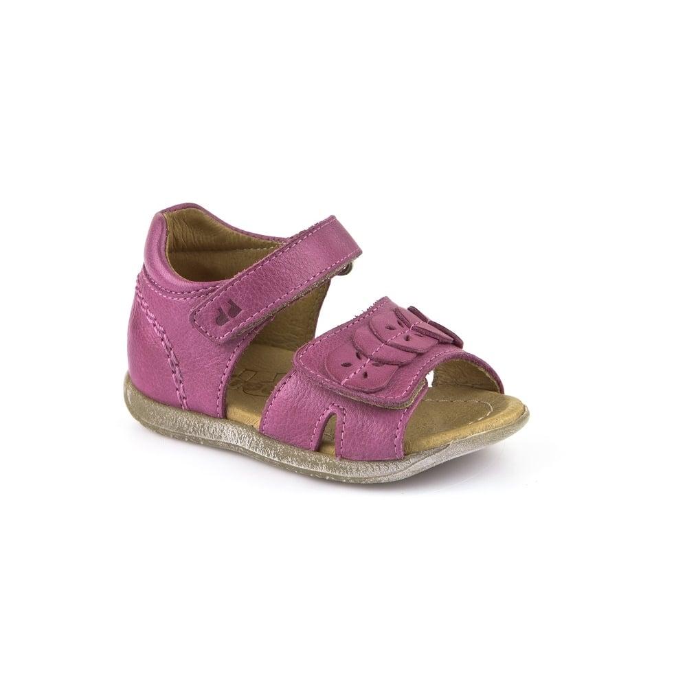 8e04bc36d71 FRODDO Froddo Closed Heel Open Toe Fuchsia Pink - Girls from ...
