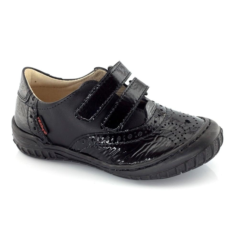 Boys School Shoes With Toe Bumper