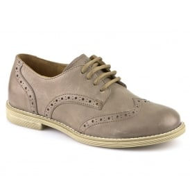 Laced Brogue Shoe
