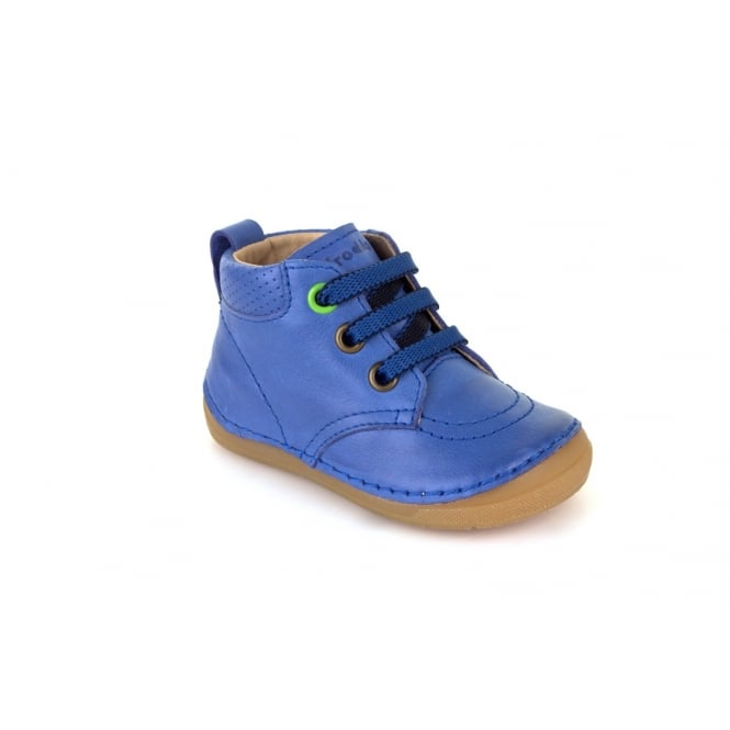 FRODDO Laced Short Boot Blue