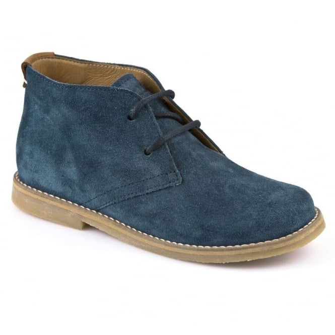 FRODDO Suede Laced Desert Style Boot