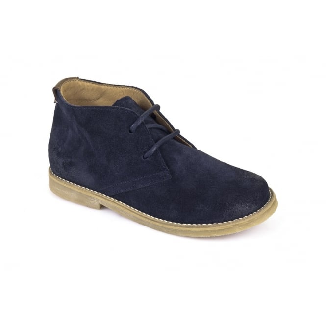 FRODDO Suede Laced Shoe