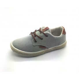 Garvalin Laced Canvas Shoes