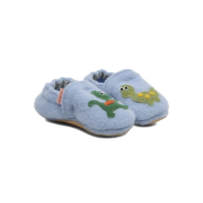 GIESSWEIN Slippers With Dragon Motif