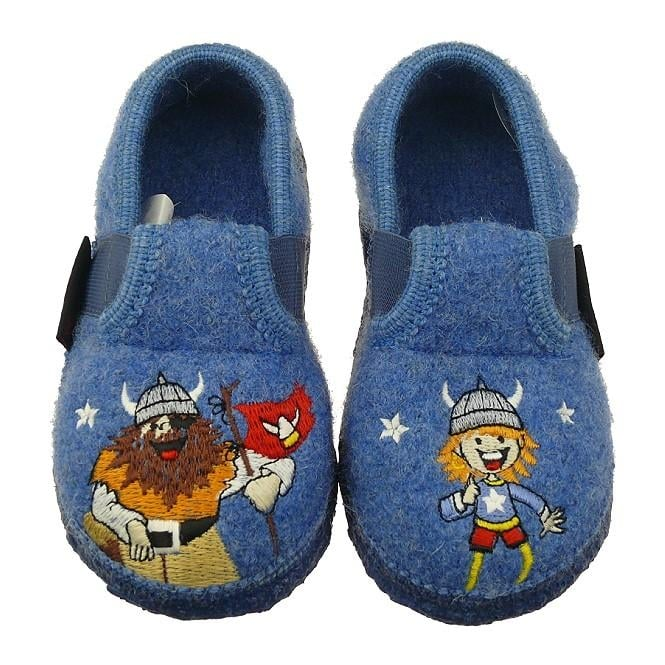 GIESSWEIN Slippers With Vikings