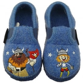 Slippers With Vikings