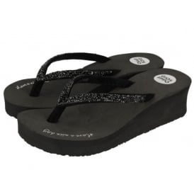 Essence Wedge Flip Flop