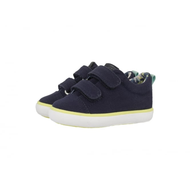GIOS EPPO Kite Double Velcro Canvas Shoe