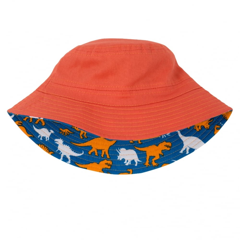2acbcd829a9 HATLEY Sun Hat - Silhouette Dinos - Boys from Childrens shoe company UK