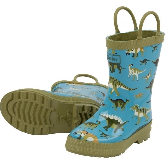 HATLEY Wild Dinos Rubber Boots