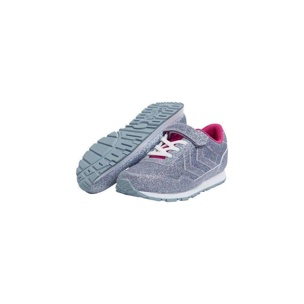 75fbc9e9820 HUMMEL Reflex Glitter Jr Multi - Girls from Childrens shoe company UK
