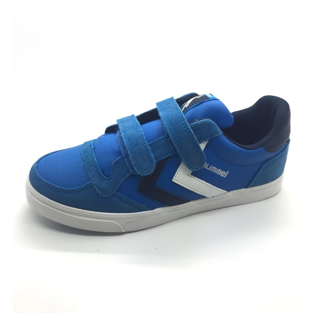 official photos 50dfc f1121 HUMMEL Stadil Low Leather