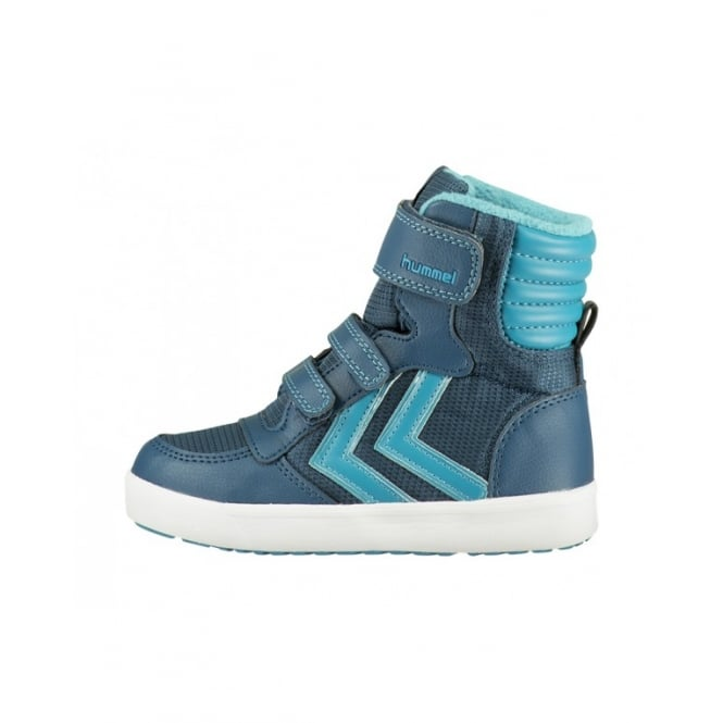 HUMMEL Waterproof Warm Lined Hi Top