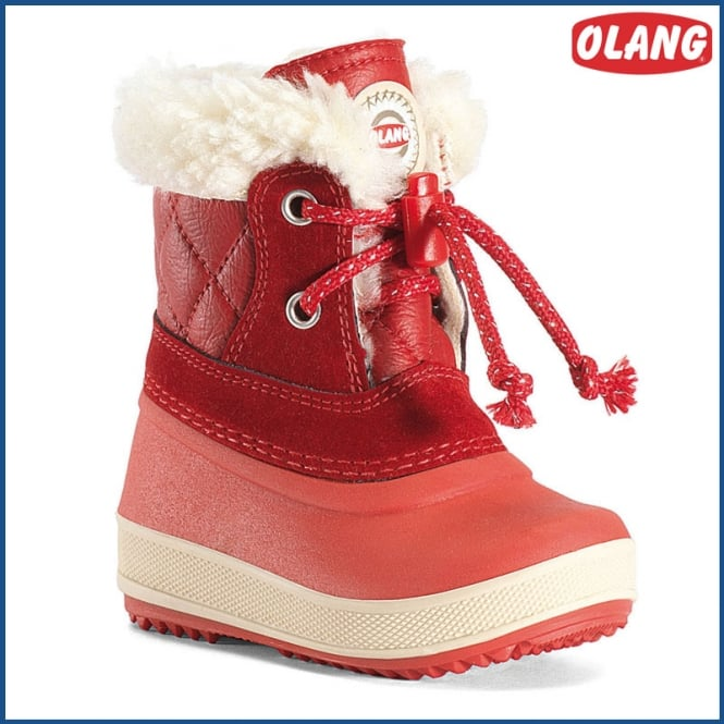 OLANG Ape Red Red