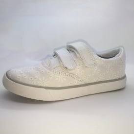 Double Velcro Canvas Shoe