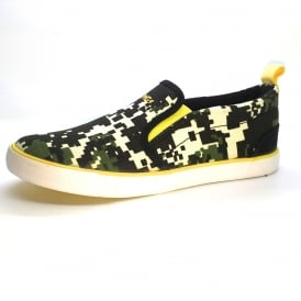 Olli Slip On Canvas Shoe