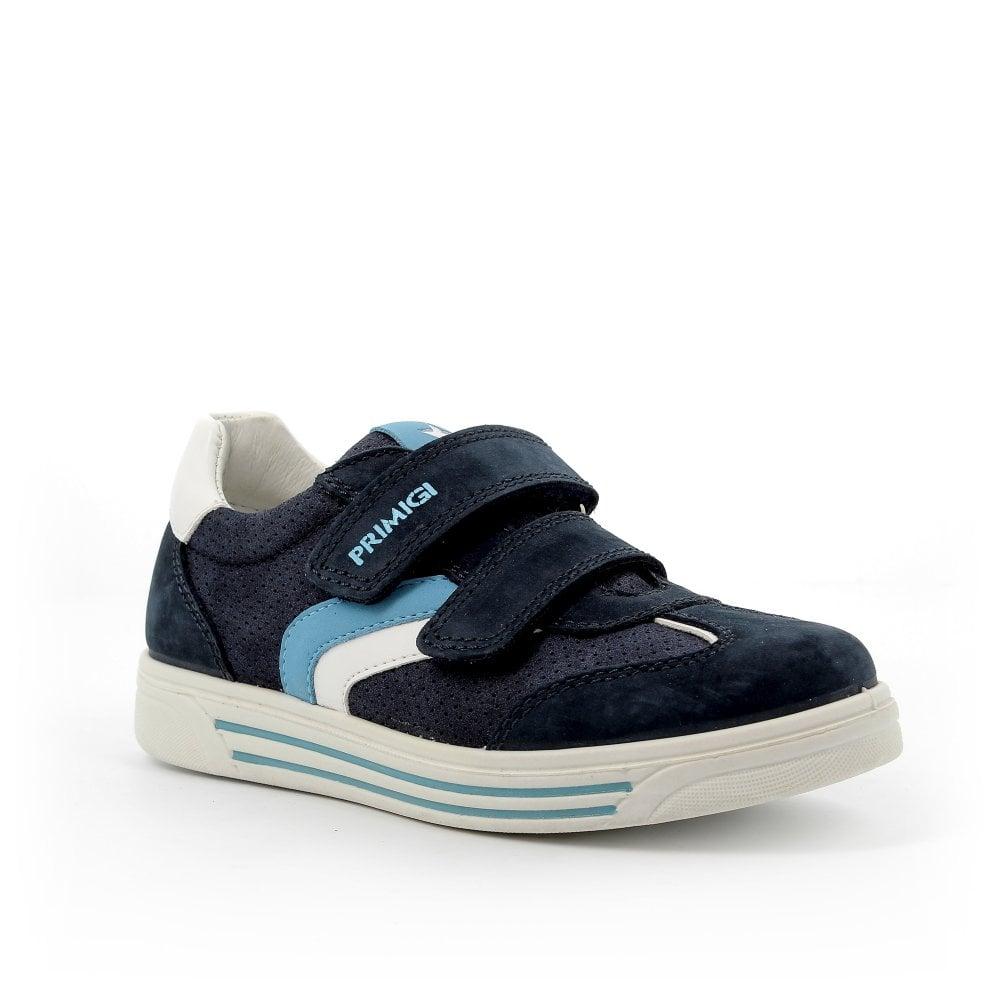 Abundancia Hula hoop castillo  PRIMIGI Velcro Trainer - Boys from Childrens shoe company UK