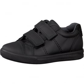 Jason Double Velcro School Shoe
