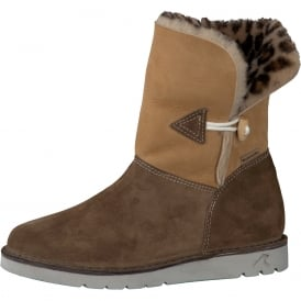 Uma Tex Fur Lined Short Boot