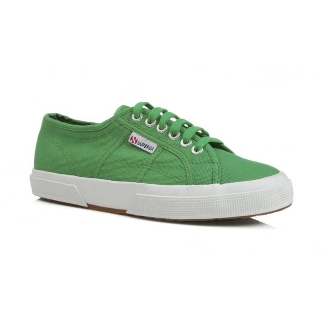SUPERGA 2750 JCot Laced Island Green